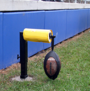 Pro-Holder In-Ground Unit